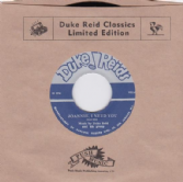 Duke Reid & His Group - Joannie I Need You / Roland Alphonso - You Can Depend On Me (Duke Reid's / Far East) JPN 7""